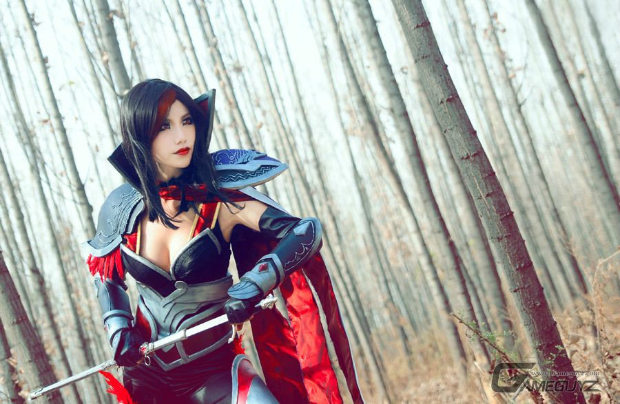 fiora lol - ultimate league of legends cosplay collection
