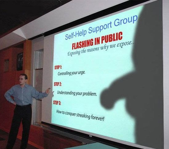flashing - flashing support group