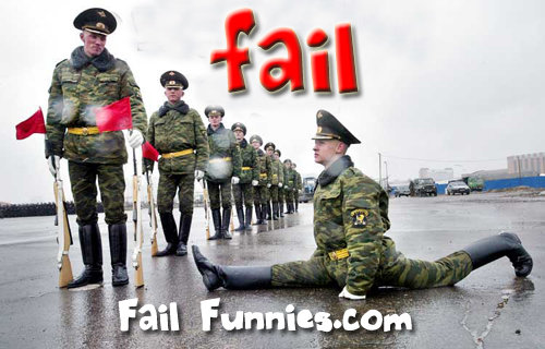 formation drill fail