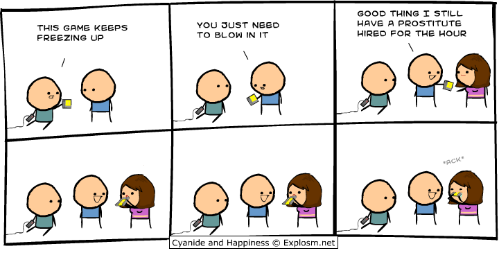 freezing - 50 more cyanide & happiness comic's