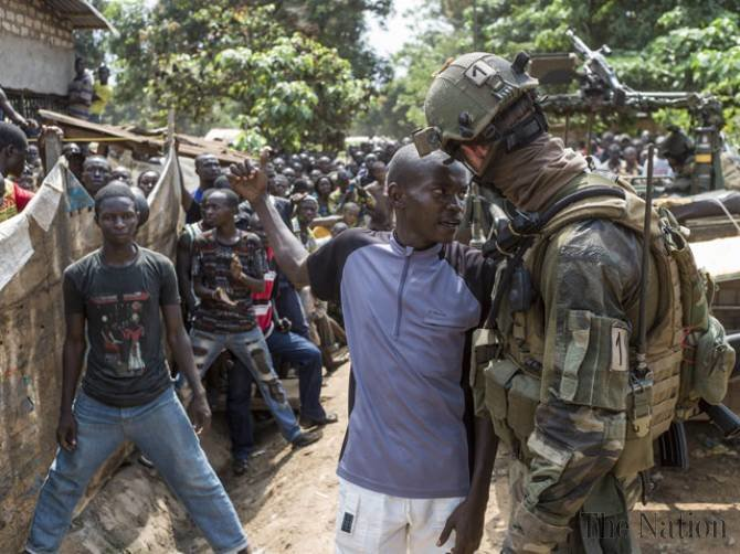 french soldiers killed central african republic