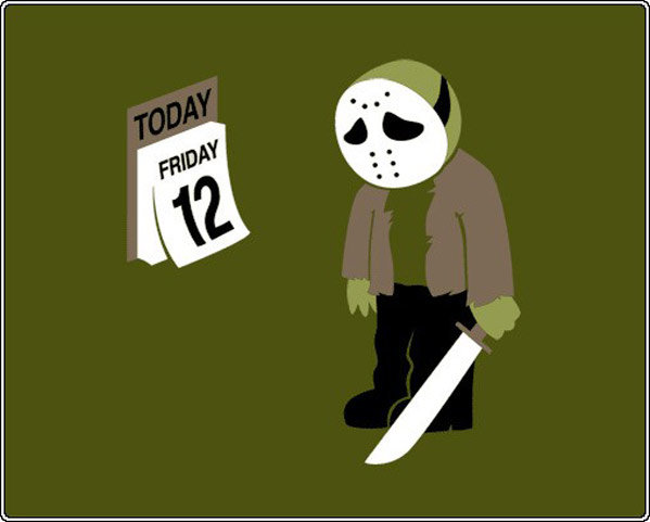 friday the 12th - friday 12th :(