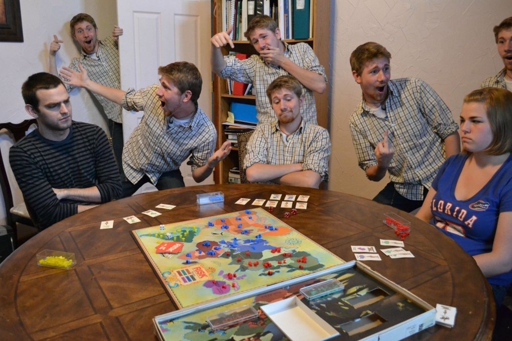 friend real prick when comes board games