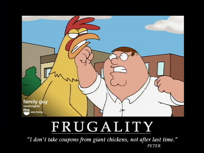 frugality peter