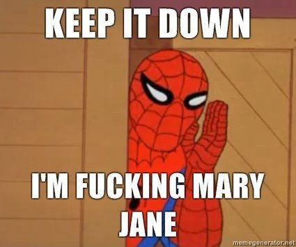 fucking mary jane