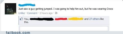 funny facebook fails asking for