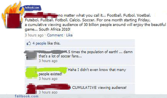 funny facebook world cup