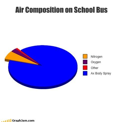 funny graphs air composition school bus