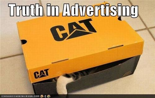 funny pictures truth advertising