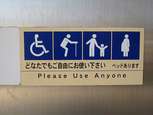 funny sign use anyone