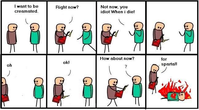 funny 1 - cyanide and happiness overload!!!
