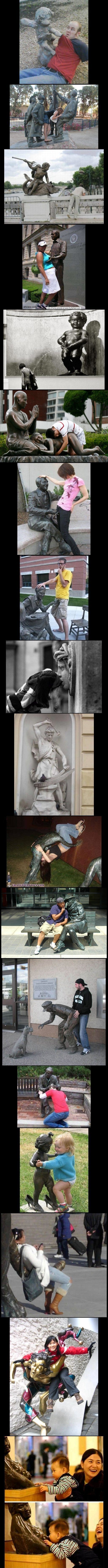 funwithstatues0 - fun with statues