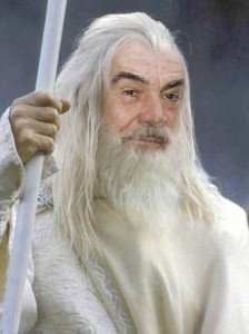 gandalph - originally considered for famous movie roles