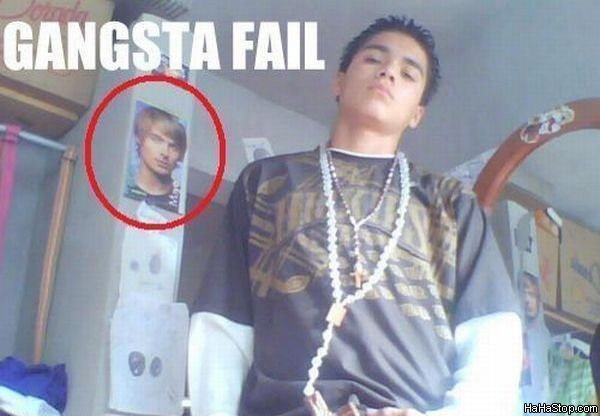 gangsta fail