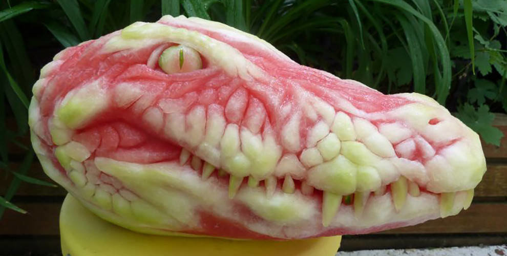 gator watermelon