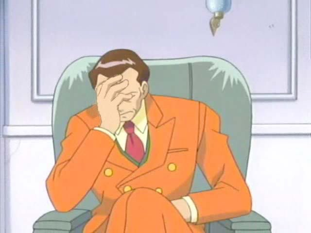 giovanni facepalm