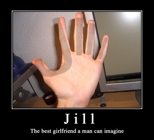girlfriend jill