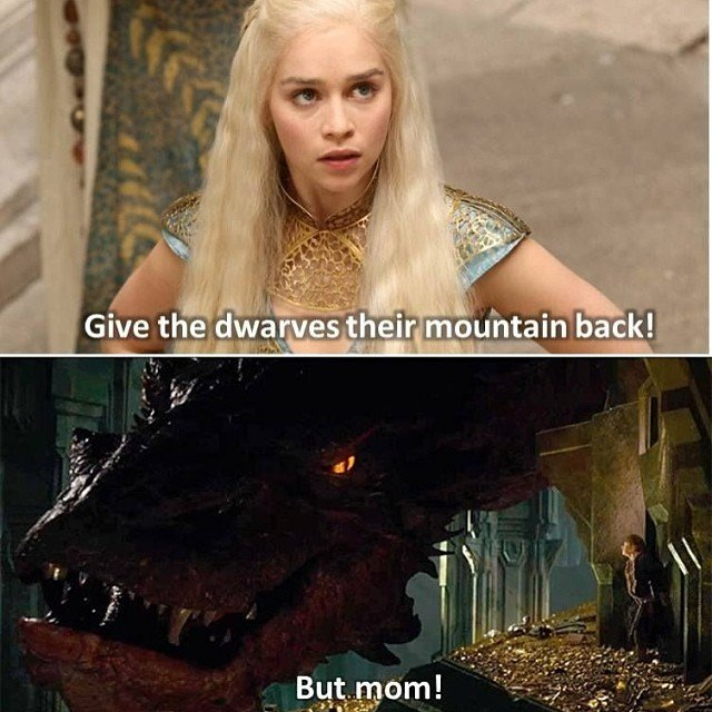 give dwarves their mountain back
