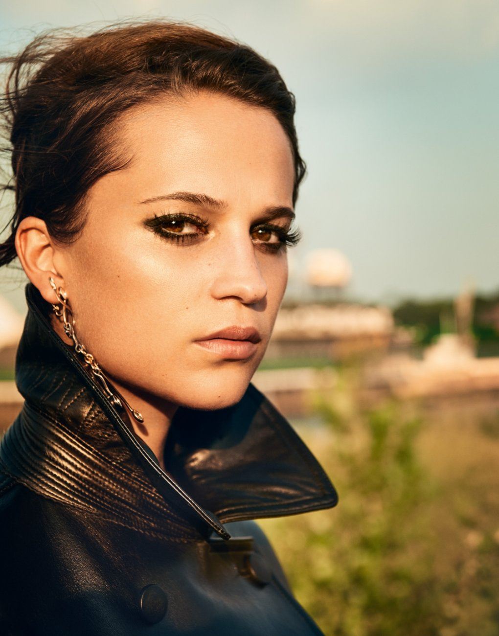 glare - gorgeous alicia vikander (50+ photos)