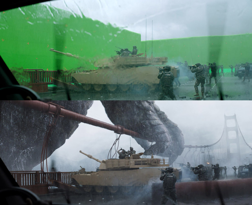 godzilla - would you watch these movies without any special effects?