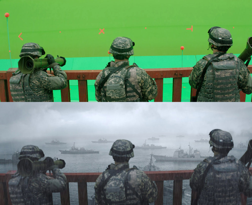godzilla1 - would you watch these movies without any special effects?