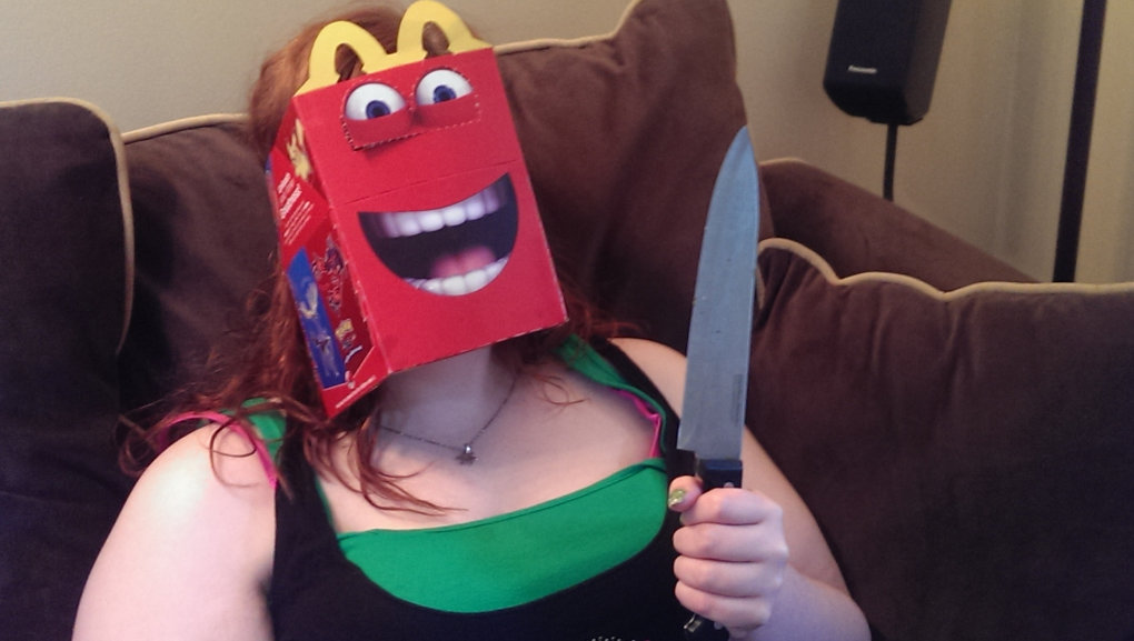 got happy meal