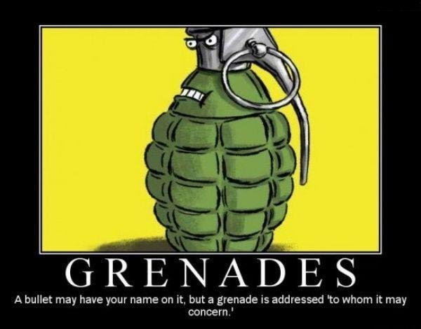grenade - funnies, part 2