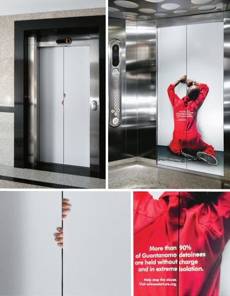 guantanamo - no! these are the best elevators ever!