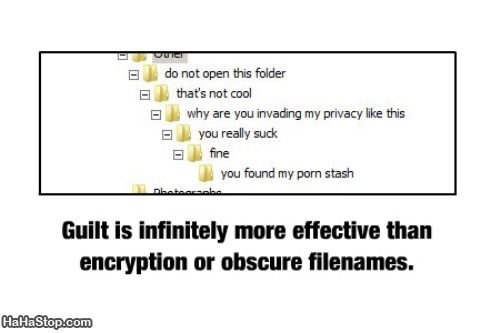 guilt encryption