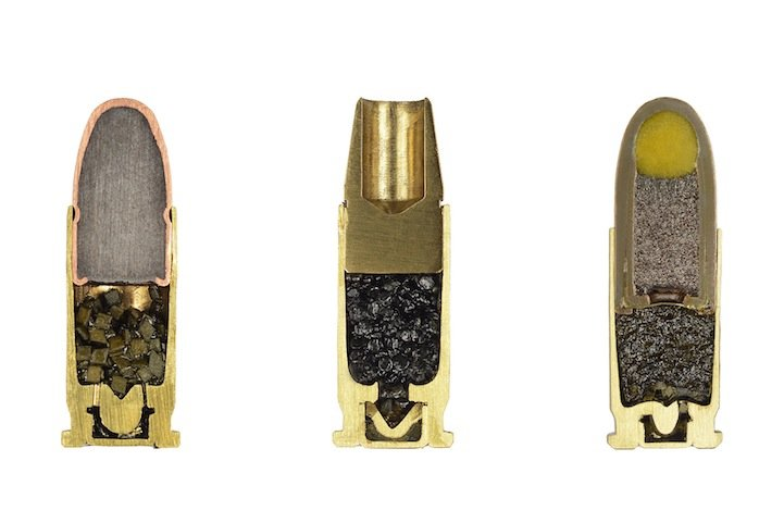 h1bo07z - bullets split in half and photographed by sabine pearlman