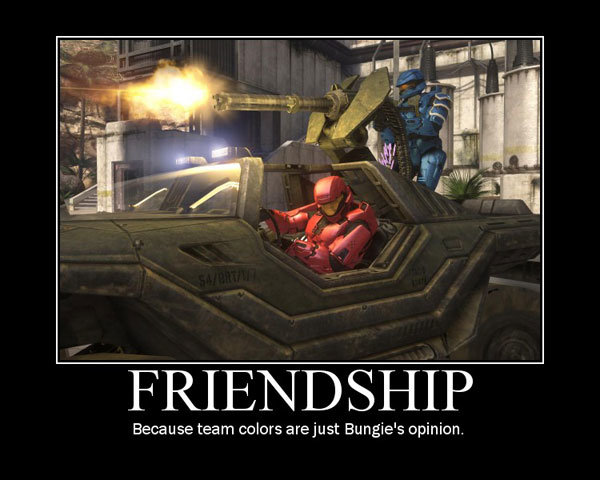 halo motivational poster