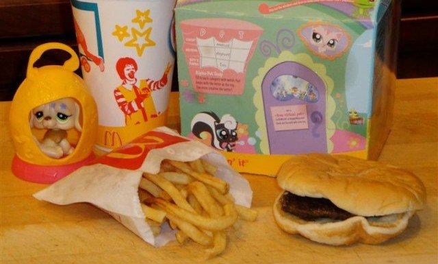 happymeal - mcdonald's is scary