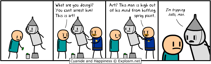 high - cyanide and happiness collection three