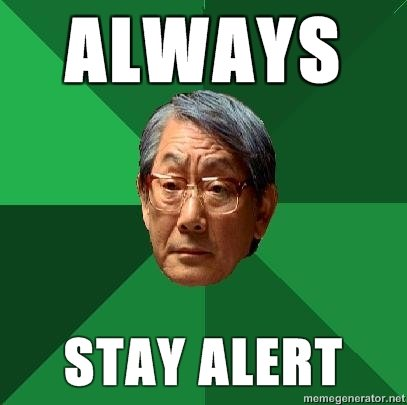 high expectations asian father always stay alert
