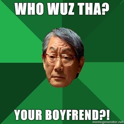 high expectations asian father who wuz tha your boyfrend