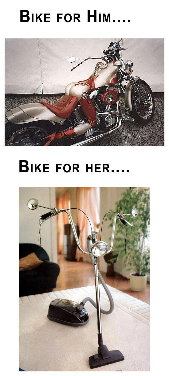 his 20and 20her 20bikesresized - a bike for him and a bike for her