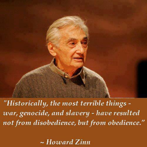 historically most terrible things war genocide slaveryhoward zimm