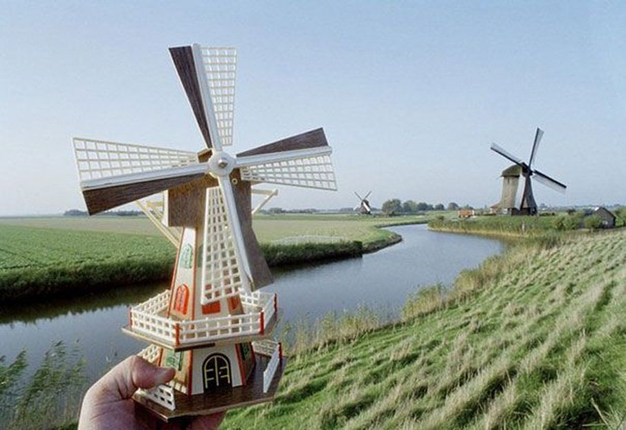 holland - are souvenirs out of sight?