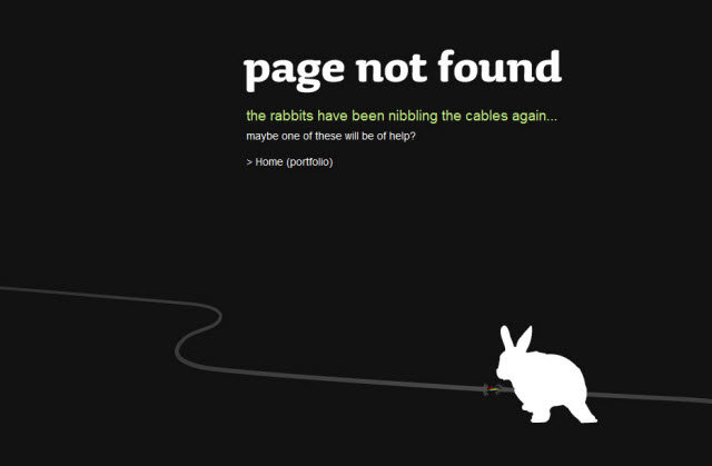 hoppermagic - some of the best 404's