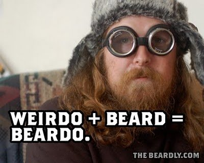 horizontal beardly beardo