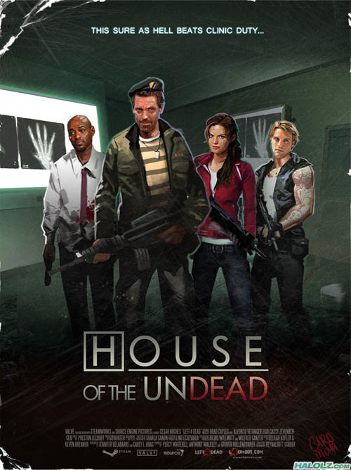 house undead