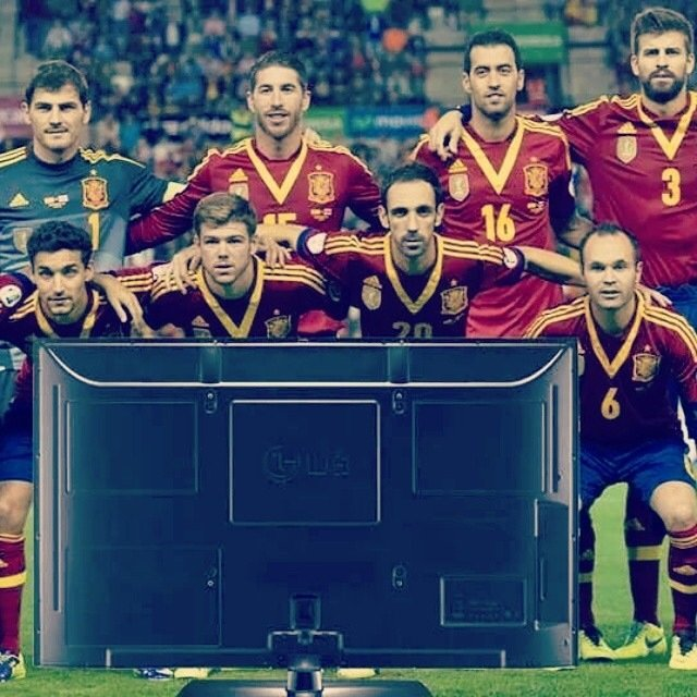 spain will finishing world cup