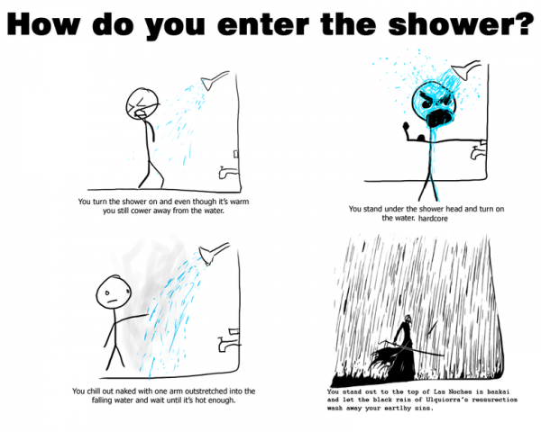how to shower - some funnies for your night # 14