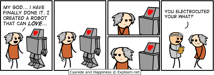 howtolove - cyanide & happiness pt 3