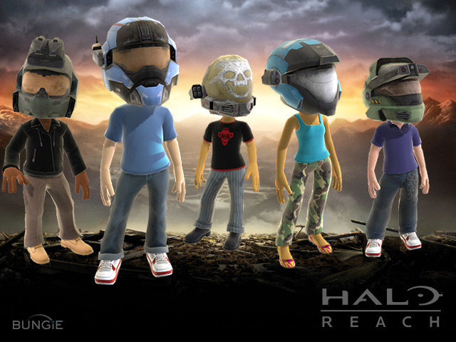 hr3 - am i the only one hyped for halo reach?