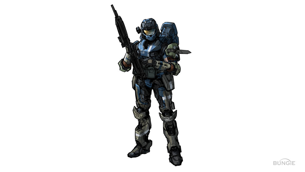 hr4 - am i the only one hyped for halo reach?