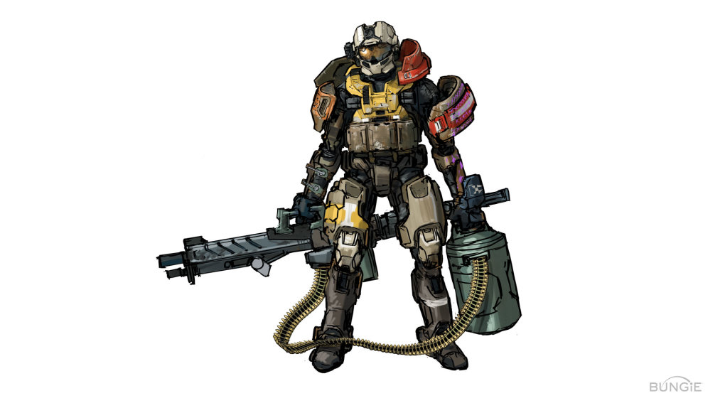 hr6 - am i the only one hyped for halo reach?