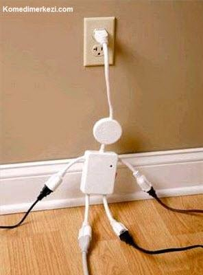 human outlet