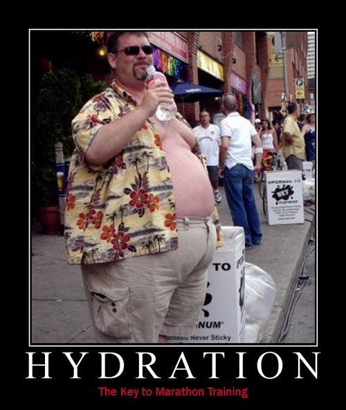 hydration - demotivational posters 2010