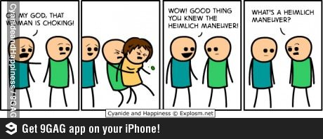 i - cyanide and happiness overload!